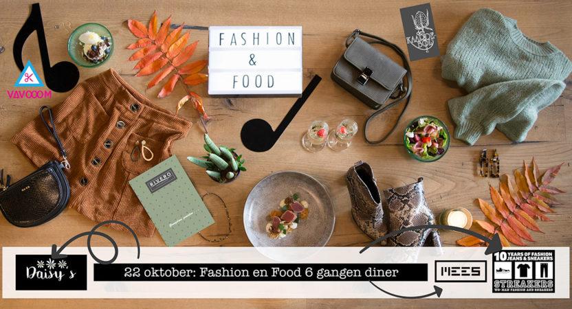 Fashion and Food