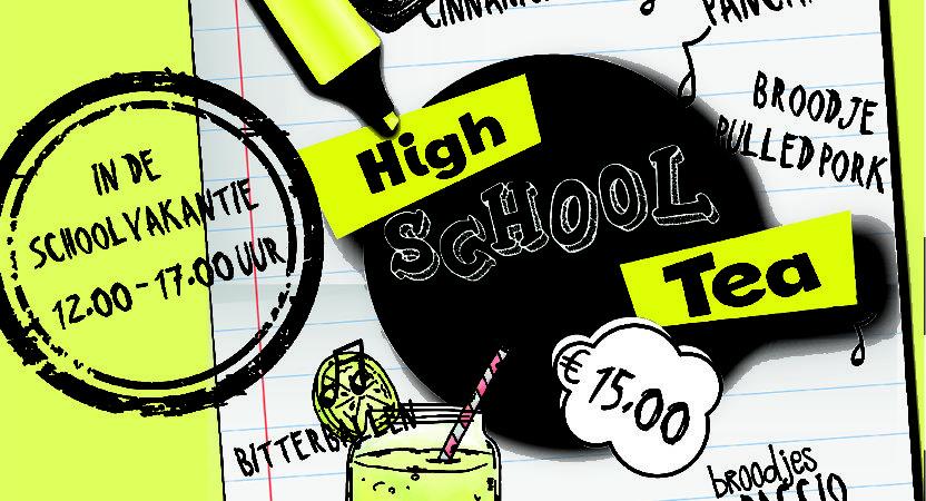 High School Tea
