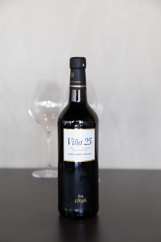 afhaal wijnen rivero schoonhoven pedro ximenez sherry